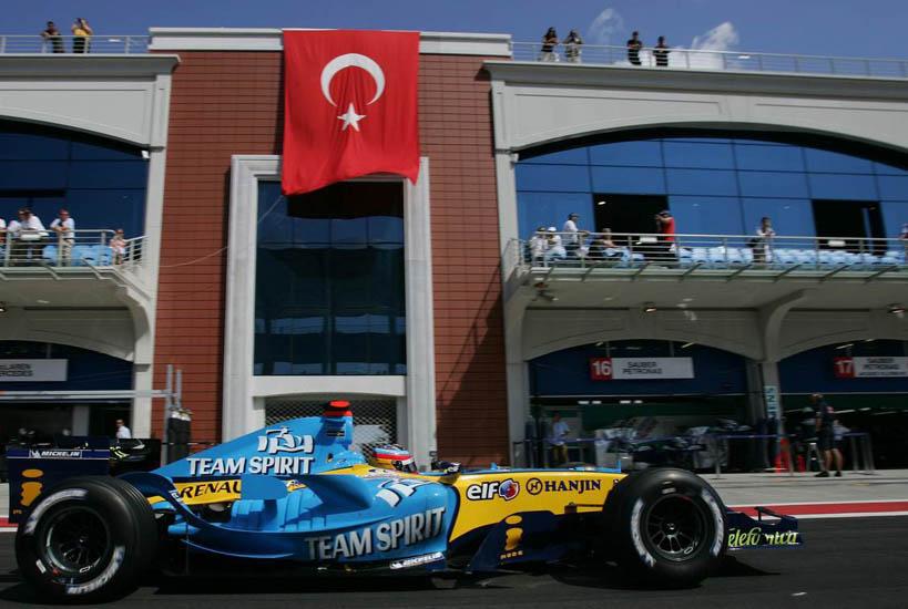 Formula 1 Bahis Oranları Hakkında Bilgiler