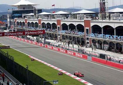 Türkiye Formula 1 Pisti Nerede