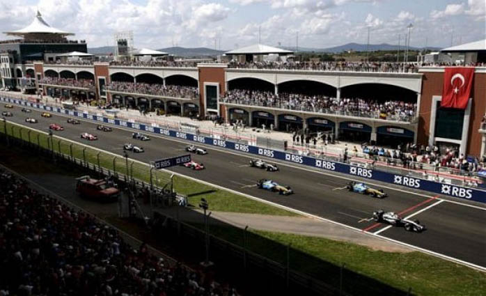 Türkiye Formula 1 Pisti ve Yarışma Takvimi